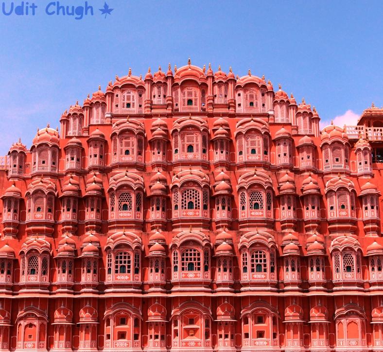 Jaipur-Hawa mahal-1