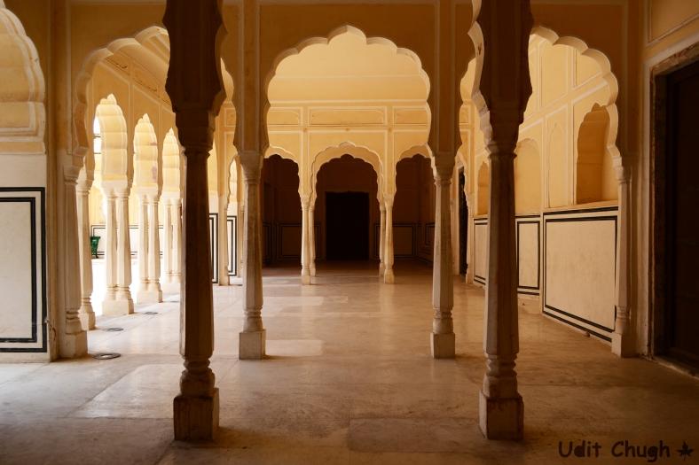 Jaipur- hawa mahal