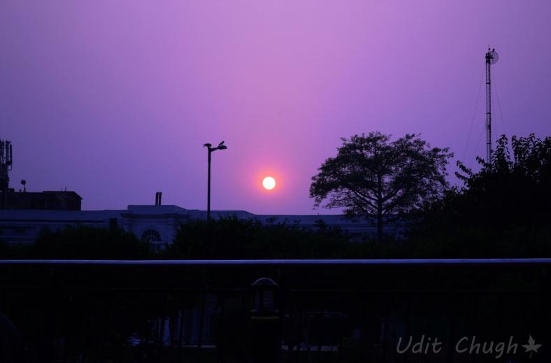 CP Sunset